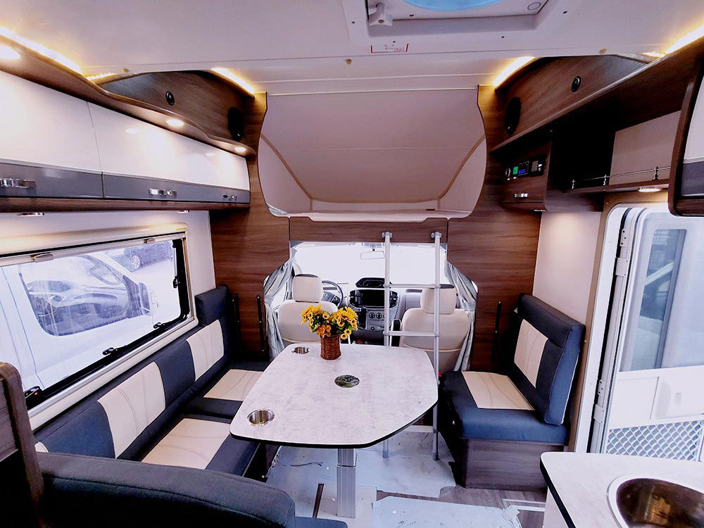 大通V80 PLUS 大C型 纵置双层床