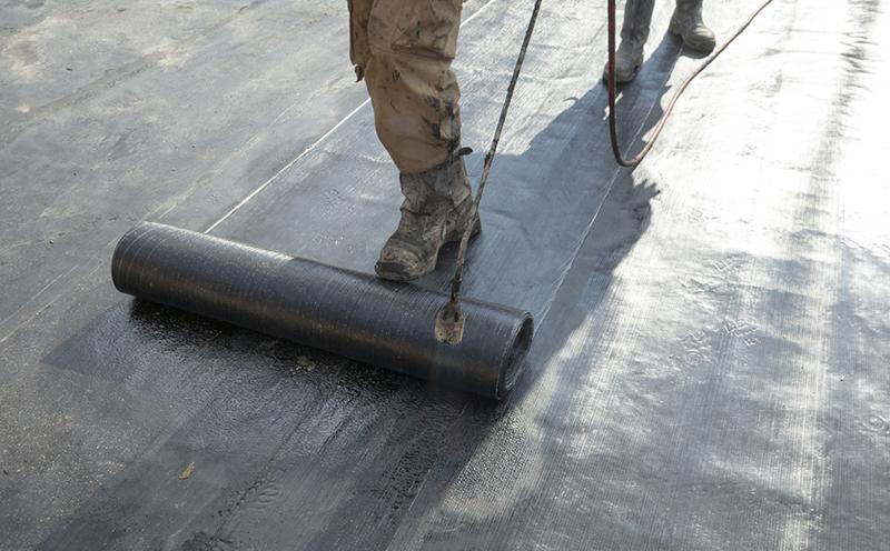 在楼顶做防水堵漏工程施工的常见问题