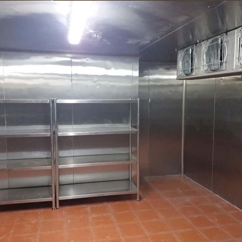 食品冷库安装