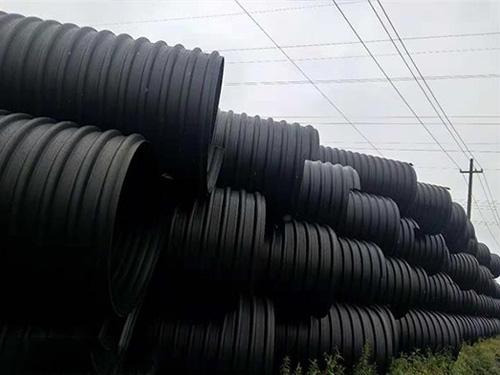 钢带增强螺旋波纹管