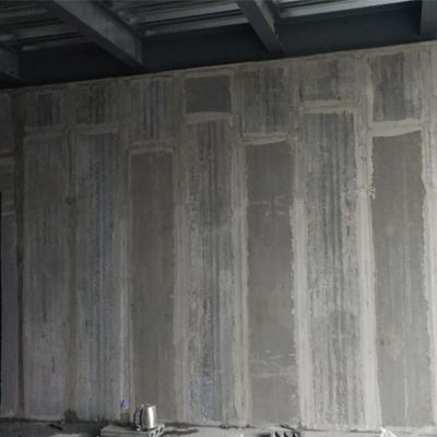 轻质内隔墙板在建筑内部可以起到防水的作用