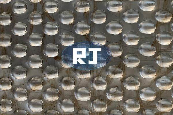 金属冲孔网的防锈处理全过程