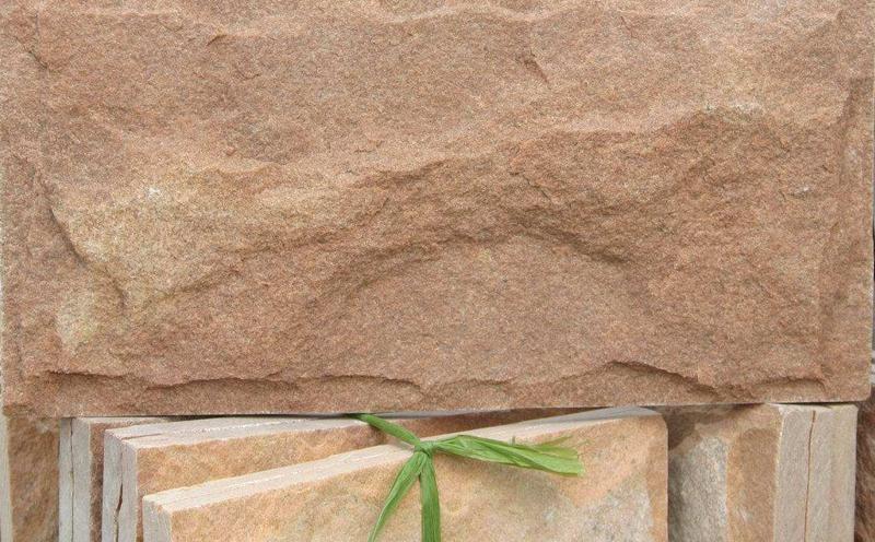 砂岩产品的表层防护处理