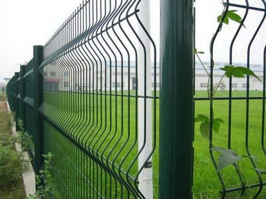 三折弯护栏