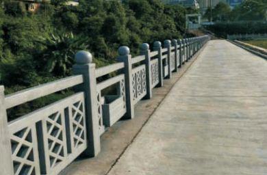 铸造石栏杆在行业中的这些优势你了解多少