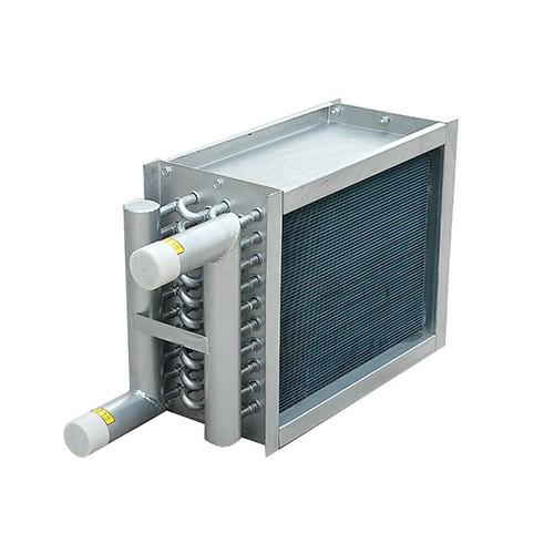 FP-S系列直流无刷变频电机风机盘管机组的组成特征