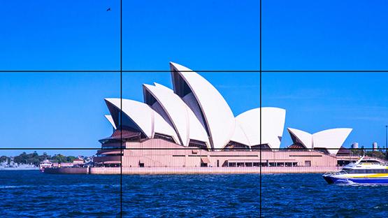 呼市液晶拼接屏的功能特点和应用场景