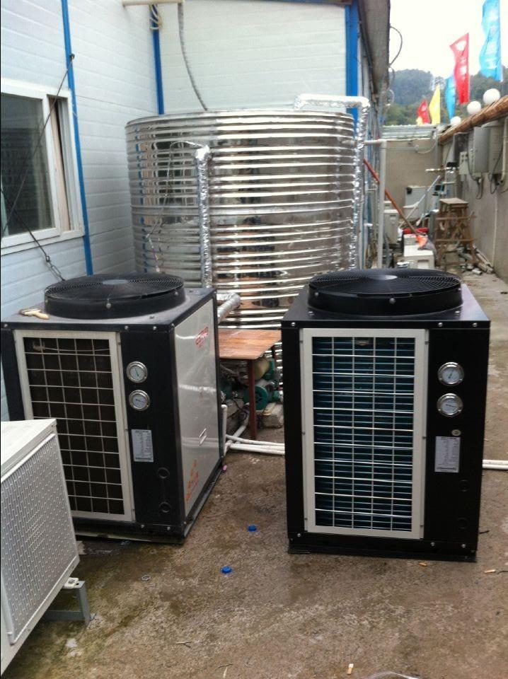 北京建工第三项目部职工空气能热水