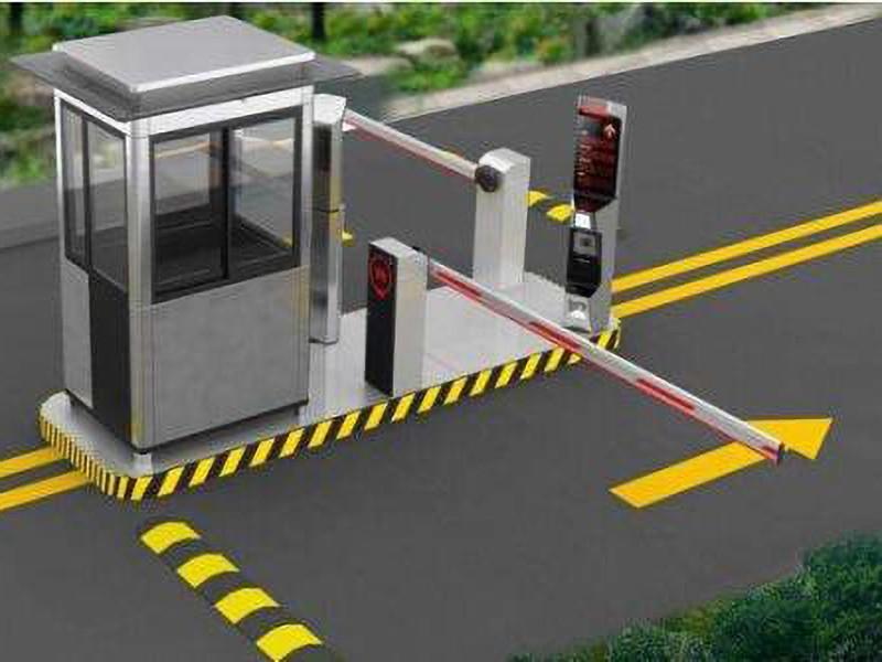 車輛智能識別系統