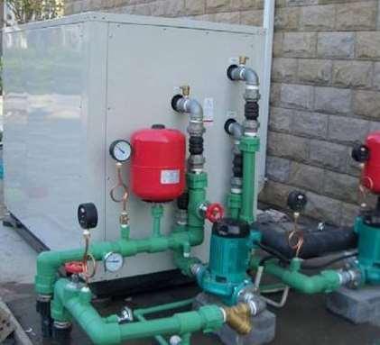 关于地源热泵系统详解
