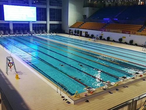 滄州游泳館