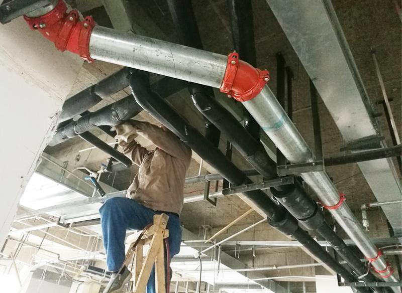 中央空调管道保温