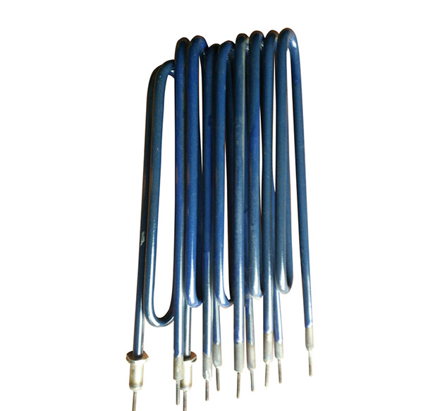 搪瓷电加热管