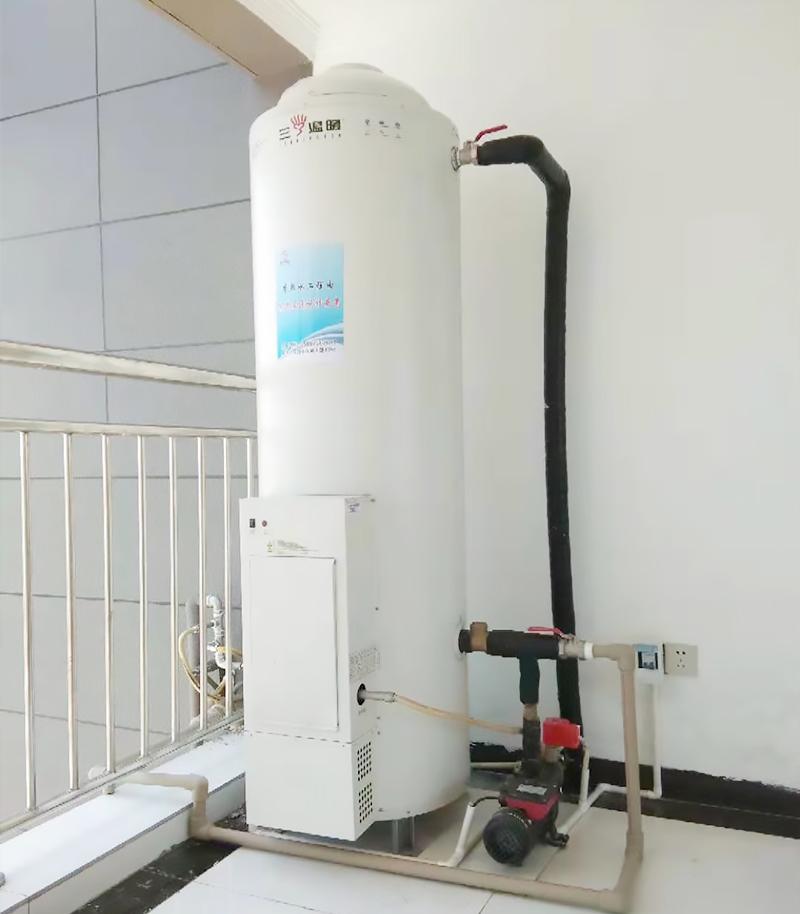 新阳特化纤专家宿舍楼热水器设备