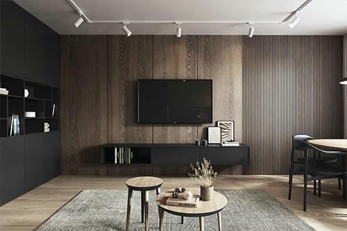 轻奢现代墙面系统