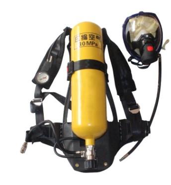 正压力式空气呼吸器定期维护新项目及检测