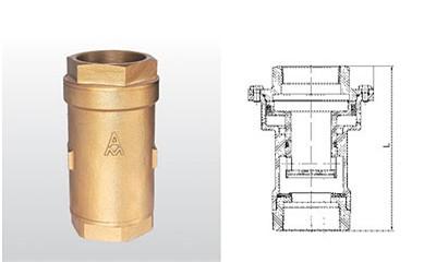 埃美柯减压阀-Y13X-16T 黄铜比例减压阀
