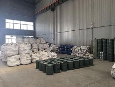 铁合金生产原材料