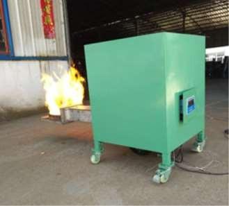 宁波生物质颗粒燃烧机的运行效率
