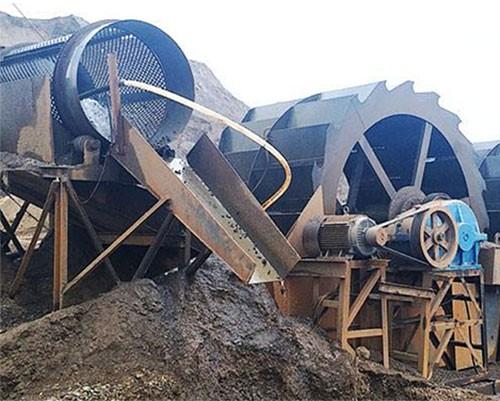 矿山机械设备回收