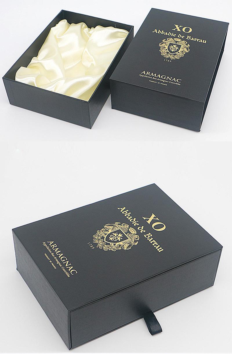 保健品包装定制抽拉盒