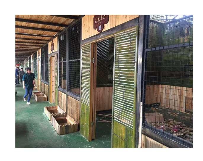竹房子在使用中应该维护好