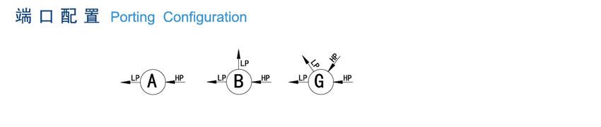 R61系列大流量减压器分类大全