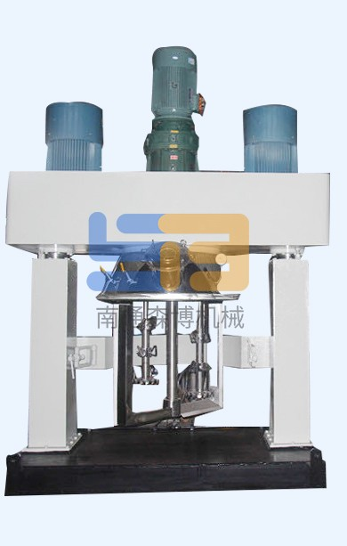 Complete set of silicone adhesive production equipment
