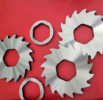 撕碎機刀片的日常維護說明