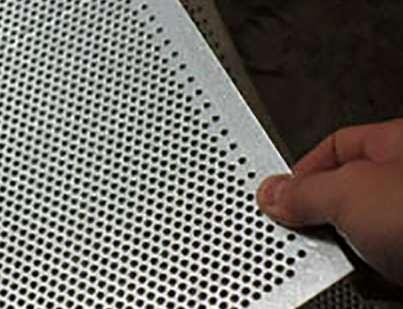 使用不锈钢冲孔网应注意的事项