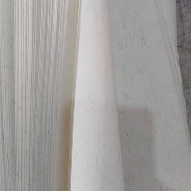 纯天然苔丝宣青苔宣纸