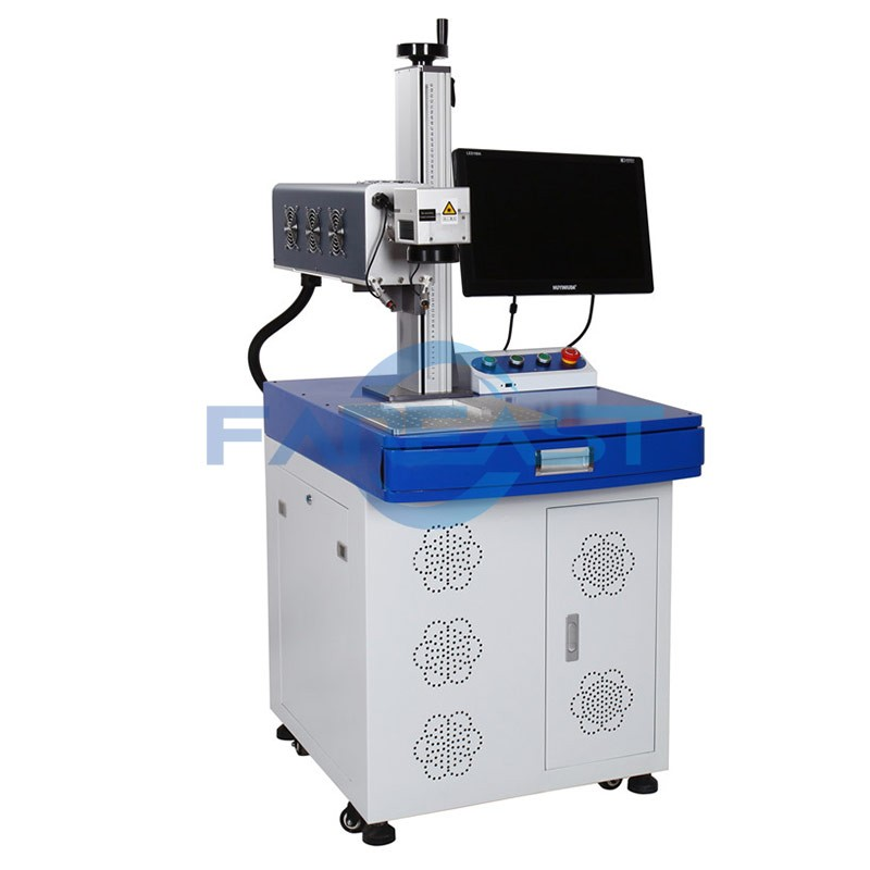 二氧化碳静态激光打标机
