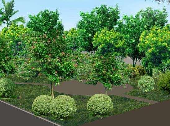 园林绿化施工要点