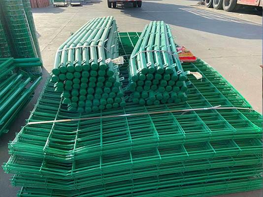 桃形柱护栏