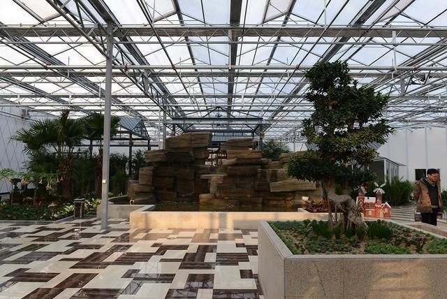 智能温室大棚是未来大棚种植缺一不可的支柱