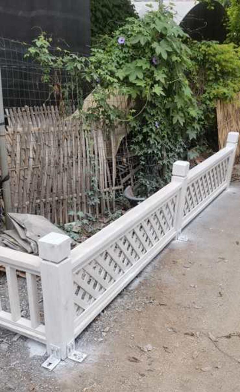 防腐木护栏厂家