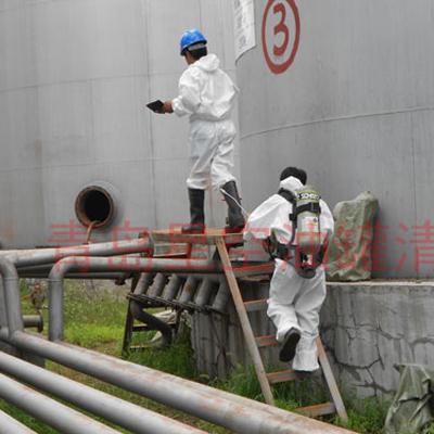 油罐清洗的重要性及青岛星空科技给的几点建议