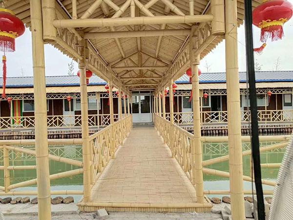 襄阳防腐竹建筑
