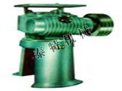 M型立式蜗杆减速器