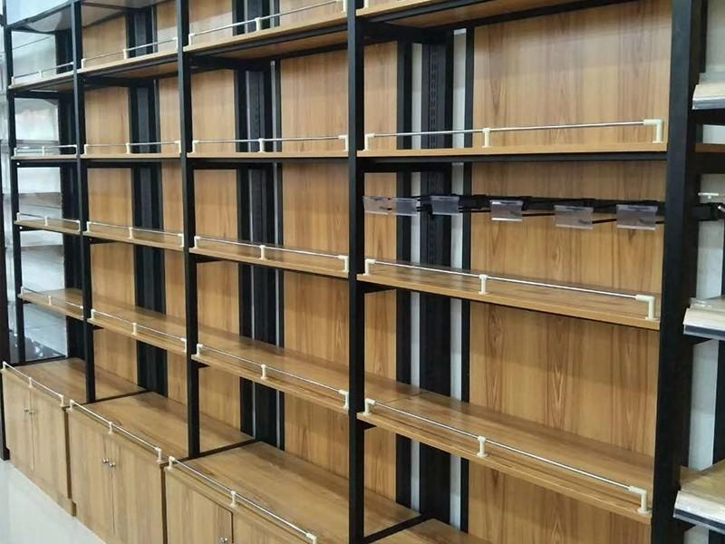 門店專用鋼木展柜