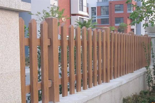 内蒙古仿木护栏