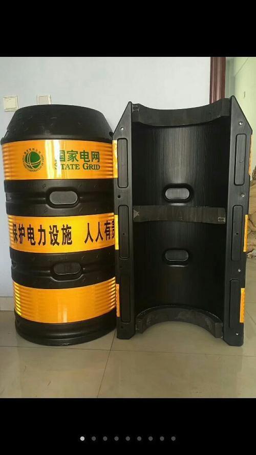 电杆防撞桶的使用优点!