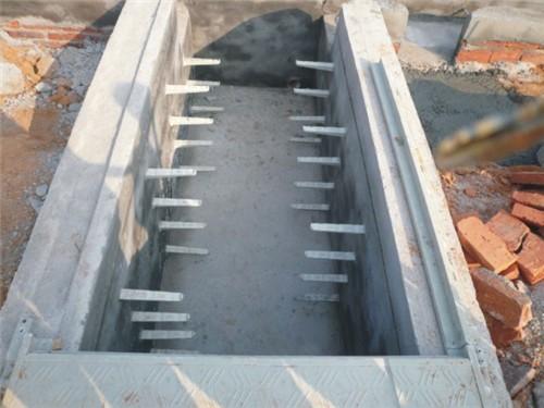 玻璃钢预埋式电缆支架