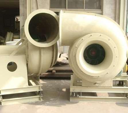 工业废气处理设备的封装结构