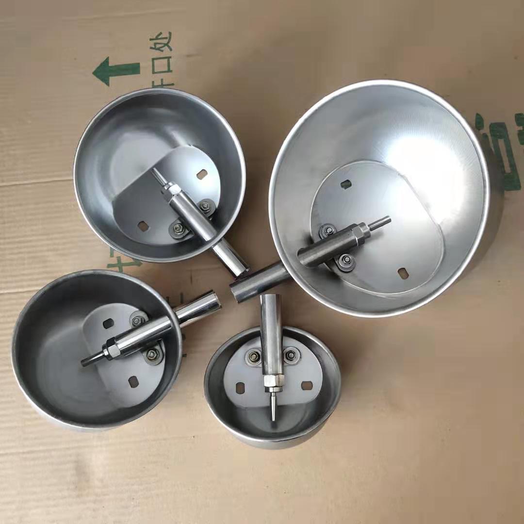 不锈钢防溅式饮水器