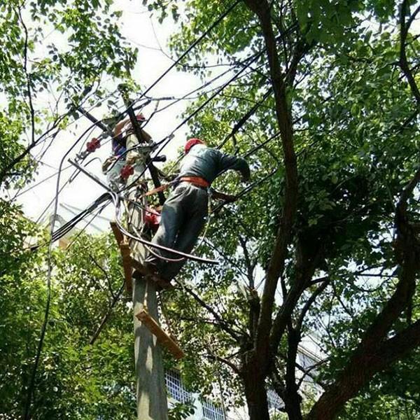 居民电力安装