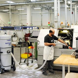 钢材加工及制造行业清洁方案