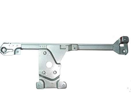 玻璃升降器导轨的背景技术