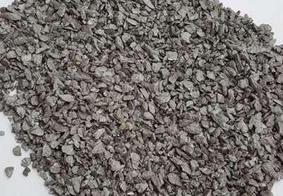 硅铁粉在炼钢时预热区的情况