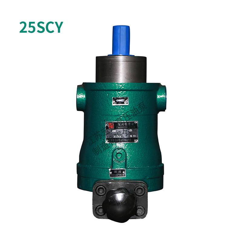 液压柱塞泵的使用与维修